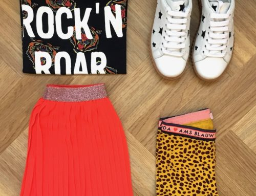 ROCK 'N ROAR FOR ROCK CHICKS